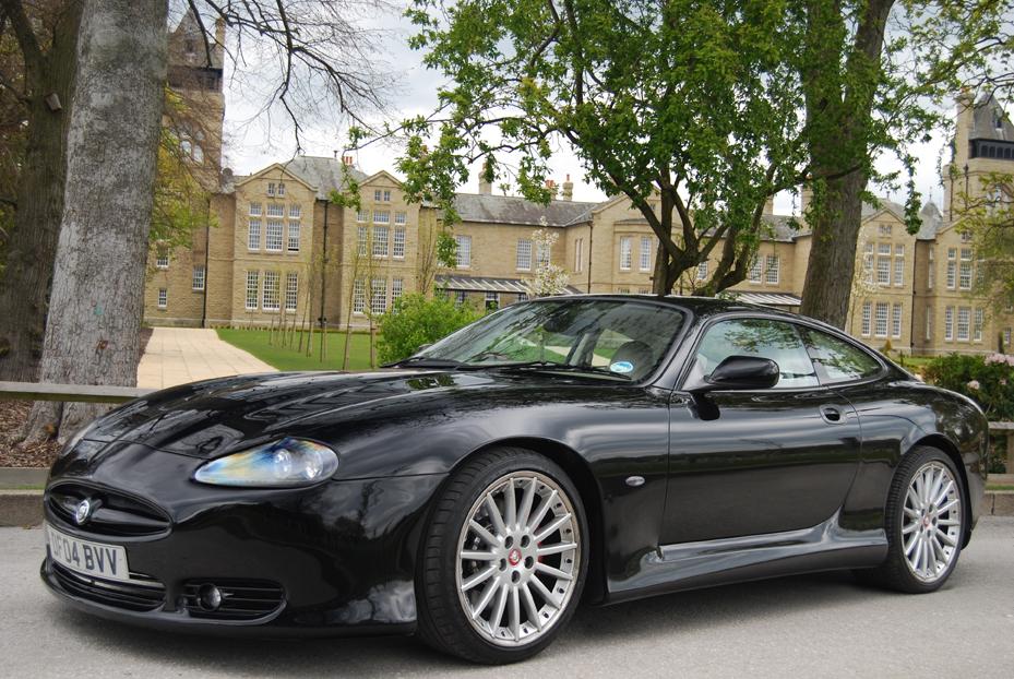 Jaguar Body Kit X100